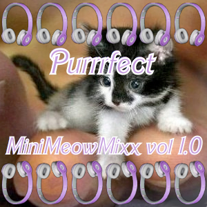 Mini Meow Mixx Album Cover