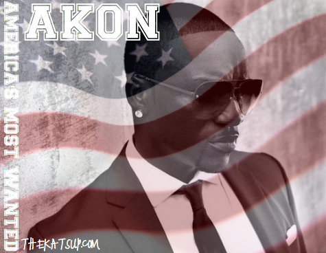 AKON AMERICA'S MOST WANTED